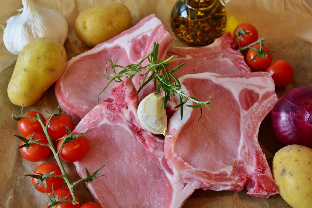 maiale carne bianca